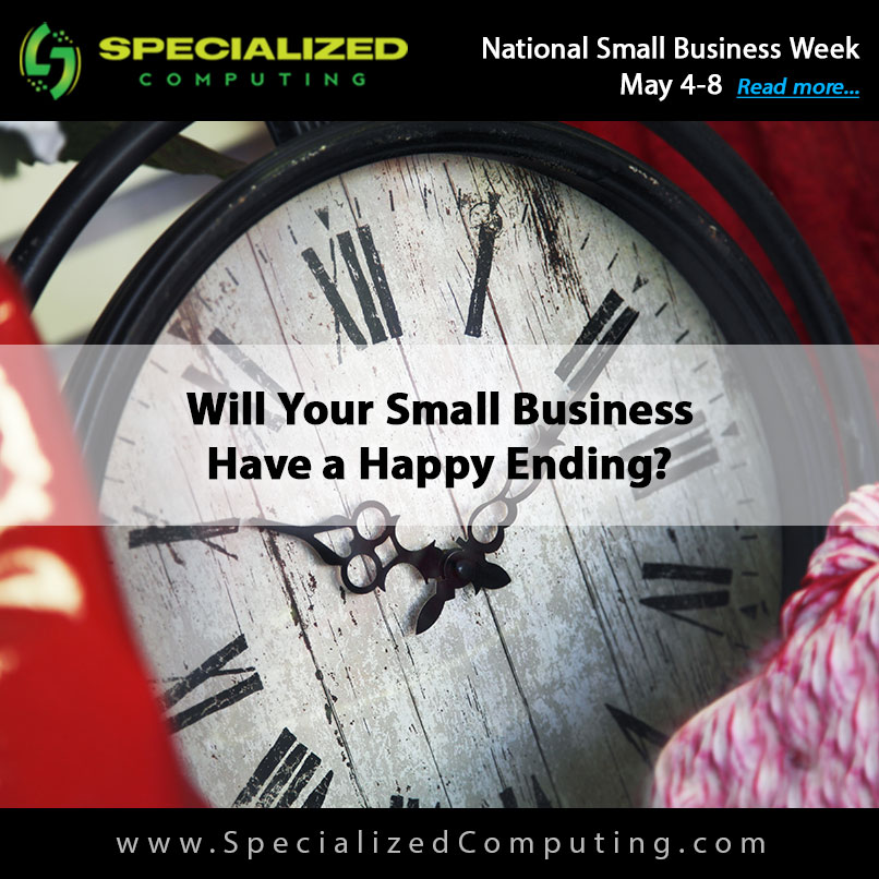 Will Your Small Business Have a Happy Ending?